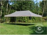 Carpa plegable FleXtents PRO 4x8m Latte - 1