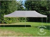 Carpa plegable FleXtents PRO 4x8m Latte - 2