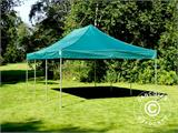 Vouwtent/Easy up tent FleXtents PRO 4x6m Groen, inkl. 8 Zijwanden - 21