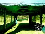 Pop up gazebo FleXtents Xtreme 50 4x6 m Green, incl. 8 sidewalls - 10