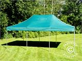 Pop up gazebo FleXtents Xtreme 50 4x6 m Green, incl. 8 sidewalls - 22