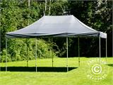 Pop up gazebo FleXtents PRO 4x6 m Grey, incl. 8 sidewalls - 17