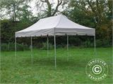"Carpa plegable FleXtents PRO ""Peaked"" 4x8m Latte - 5"