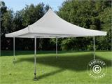 Pop up gazebo FleXtents Pagoda Xtreme 4x4 m / (5x5 m) White, incl. 4 sidewalls - 17