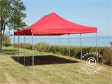 Carpa plegable FleXtents Xtreme 50 4x6m Rojo - 1