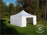 Quick-up telt FleXtents Xtreme 50 5x5m Hvit, inkl. 4 sider - 9