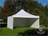Quick-up telt FleXtents Xtreme 50 5x5m Hvit, inkl. 4 sider - 11