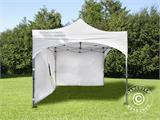 "Quick-up telt FleXtents PRO ""Arched"" 3x3m Hvit, inkl. 4 sider - 9"