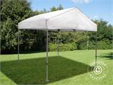 Pop up gazebo FleXtents Multi 2.83x2.97 m White, incl. 4 sidewalls - 3