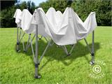 Pop up gazebo FleXtents Multi 2.83x2.97 m White, incl. 4 sidewalls - 6