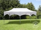 "Quick-up telt FleXtents PRO ""Arched"" 3x6m Hvit, inkl. 6 sider - 2"