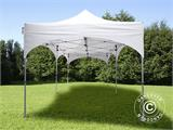 "Quick-up telt FleXtents PRO ""Arched"" 3x6m Hvit, inkl. 6 sider - 3"