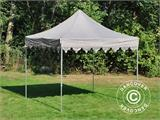 "Carpa plegable FleXtents PRO ""Morocco"" 3x3m Latte - 3"