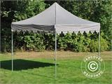 "Carpa plegable FleXtents PRO ""Morocco"" 3x3m Latte - 4"