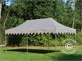"Pop up gazebo FleXtents PRO ""Morocco"" 3x6 m Latte, incl. 6 sidewalls - 2"