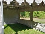 "Pop up gazebo FleXtents PRO ""Morocco"" 3x6 m Latte, incl. 6 sidewalls - 17"