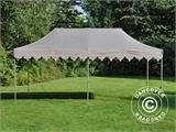 "Pop up gazebo FleXtents PRO ""Morocco"" 3x6 m Latte, incl. 6 sidewalls - 21"