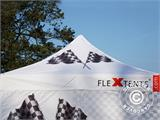 Vouwtent/Easy up tent FleXtents Xtreme 50 Racing 3x6m, Limited edition - 9