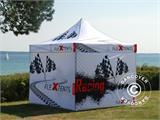 Pop up gazebo FleXtents PRO Xtreme Racing 3x3 m, Limited edition - 1