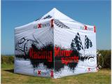 Pop up gazebo FleXtents PRO Xtreme Racing 3x3 m, Limited edition - 3