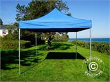 Pop up gazebo FleXtents PRO 3x3 m Blue, incl. 4 sidewalls - 4