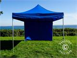 Pop up gazebo FleXtents PRO 3x3 m Blue, incl. 4 sidewalls - 9