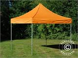 Tente pliante FleXtents PRO 3x3m Orange - 2