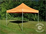 Tente pliante FleXtents PRO 3x3m Orange - 3