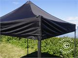 Foldetelt FleXtents Basic v.2, 3x3m Sort - 4