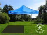 Quick-up telt FleXtents Basic v.2, 3x3m Blå - 1