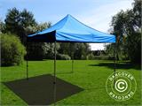 Quick-up telt FleXtents Basic v.2, 3x3m Blå - 4