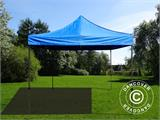 Pop up gazebo FleXtents Basic v.2, 4x4 m Blue, incl. 4 sidewalls - 6