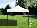 Pop up gazebo FleXtents Basic v.3, 4x4 m White - 1