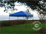 Pop up gazebo FleXtents Light 3x3m Blue - 1