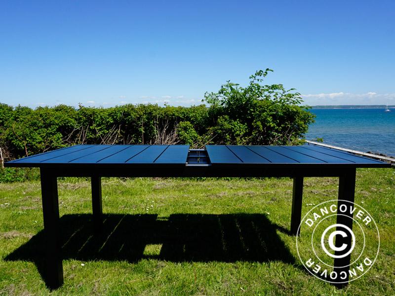 Table De Jardin Avec Rallonges Key West 180 240x95x76cm