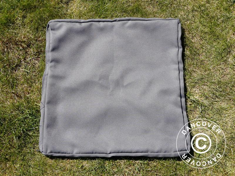 Fodere per cuscini delle sedie da giardino miami 8 pz for Sedie design grigie