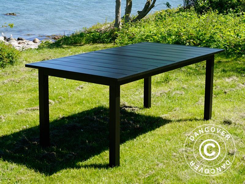 Sedie da esterno in alluminio più stile in giardino dalani e