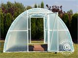 Polytunnel Greenhouse 3x10x1,9 m, Transparent - 2