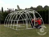 Polytunnel Greenhouse 3x10x1,9 m, Transparent - 10