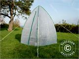 Winter Protection Plant Tent, 1.5x1.5x2 m - 4