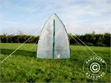 Winter Protection Plant Tent, 1.5x1.5x2 m - 9