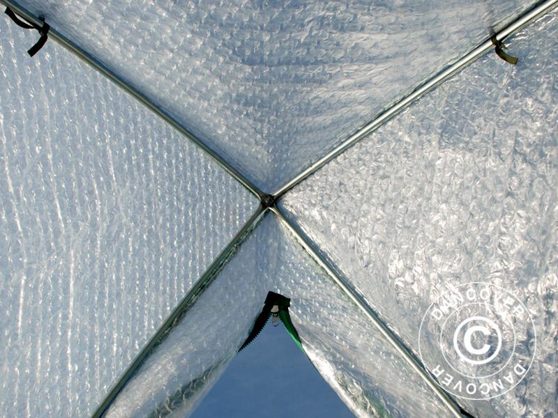 pflanzen winterschutz zelt 1 5x1 5x2m dancovershop de. Black Bedroom Furniture Sets. Home Design Ideas