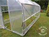 Polytunnel Greenhouse SEMI PRO Plus 3x8.75x2.15 m - 4