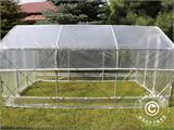 Polytunnel Greenhouse SEMI PRO Plus 3x8.75x2.15 m - 5