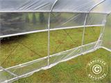 Polytunnel Greenhouse SEMI PRO Plus 4x15x2.40 m - 3