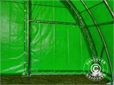 Arched storage tent 9.15x12x4.5 m PE, White - 17