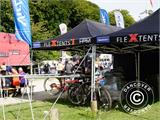 Vouwtent/Easy up tent FleXtents Xtreme 50 Racing 3x6m, Limited edition - 77