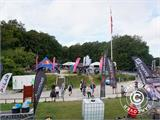 Vouwtent/Easy up tent FleXtents Xtreme 50 Racing 3x6m, Limited edition - 96