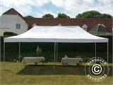 Vouwtent/Easy up tent FleXtents PRO 4x8m Wit, inkl. 6 Zijwanden - 22