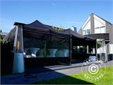 Pop up gazebo FleXtents Xtreme 4x4 m Black - 6